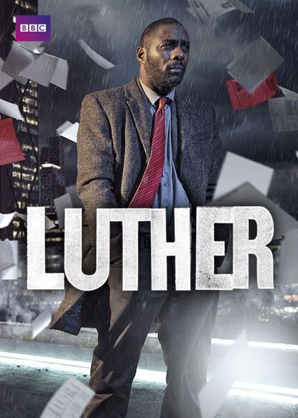 Luther on Netflix Canada