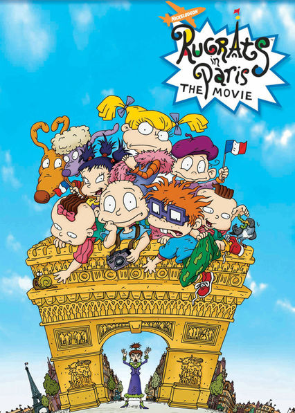 Rugrats in Paris: The Movie on Netflix Canada