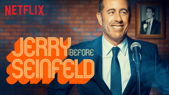 Jerry Before Seinfeld on Netflix Canada