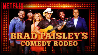 Brad Paisley's Comedy Rodeo on Netflix Canada