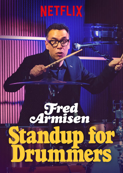 Fred Armisen: Standup For Drummers on Netflix Canada
