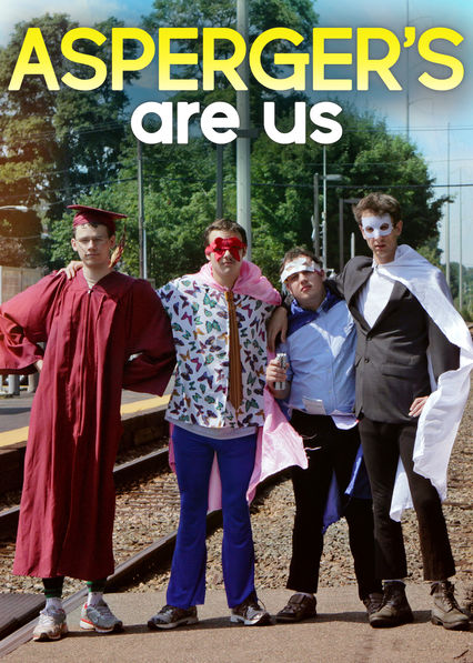 Asperger's Are Us on Netflix Canada
