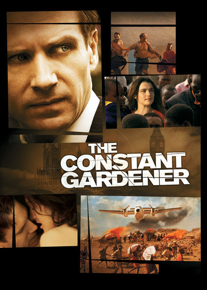 Is 'The Constant Gardener' available to watch on Canadian