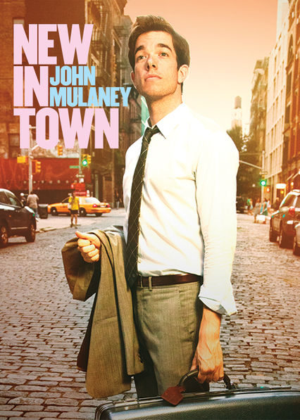 John Mulaney: New in Town on Netflix Canada