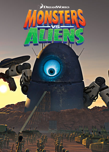 Monsters vs. Aliens on Netflix Canada