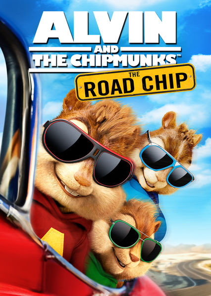 Alvin and the Chipmunks: The Road Chip on Netflix Canada