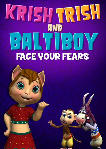Krish Trish and Baltiboy: Face Your Fears on Netflix Canada
