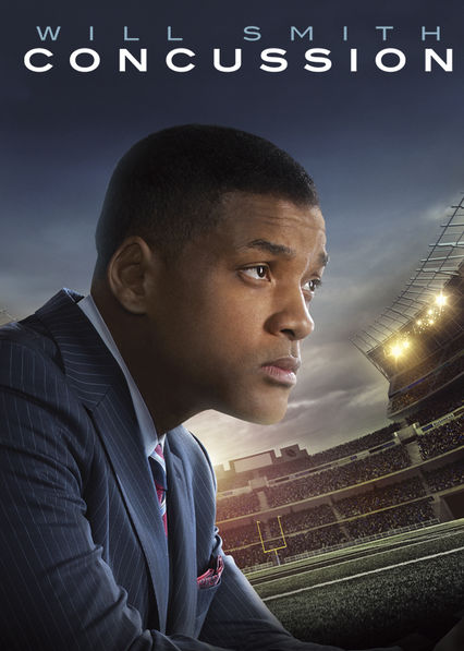 Concussion on Netflix Canada