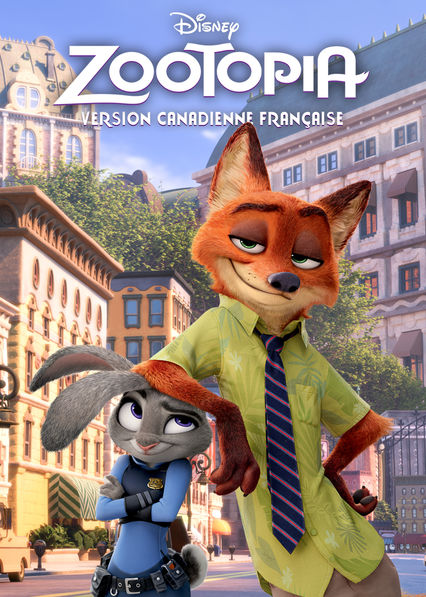 Zootopia (version canadienne-française)