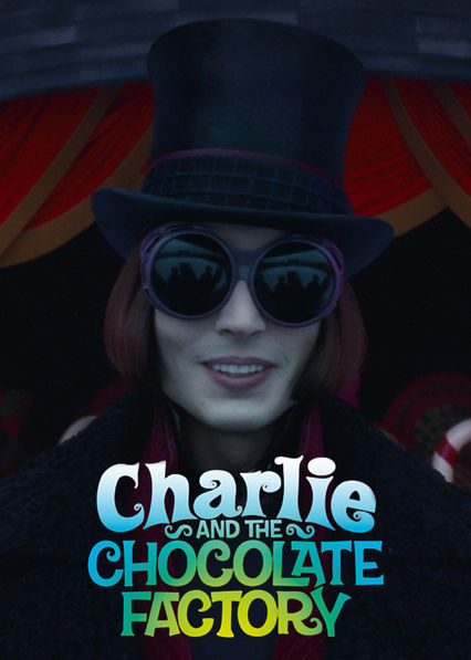 Charlie and the Chocolate Factory on Netflix Canada