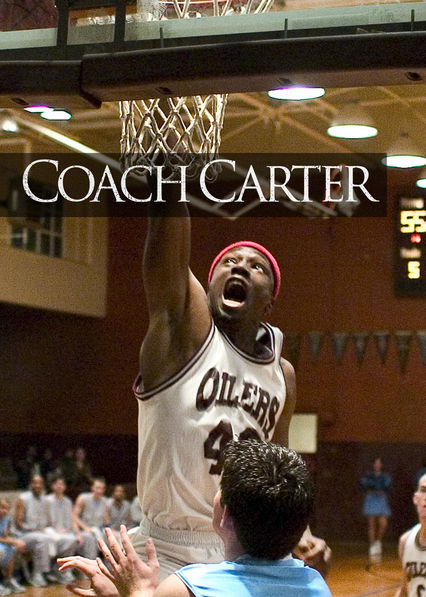 Coach Carter on Netflix Canada