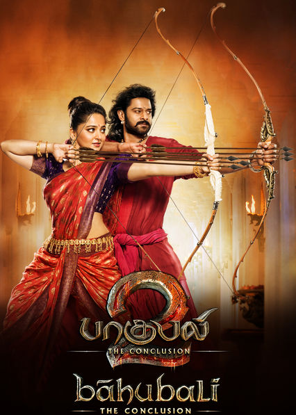 Baahubali 2: The Conclusion (Tamil Version) on Netflix Canada