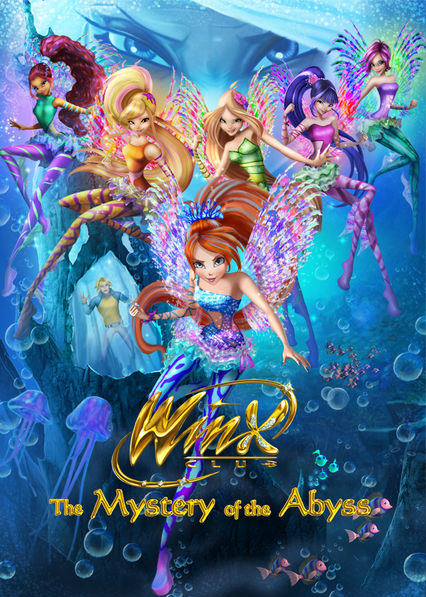 Winx Club: The Mystery of the Abyss on Netflix Canada