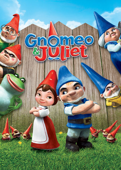 Gnomeo and Juliet on Netflix Canada