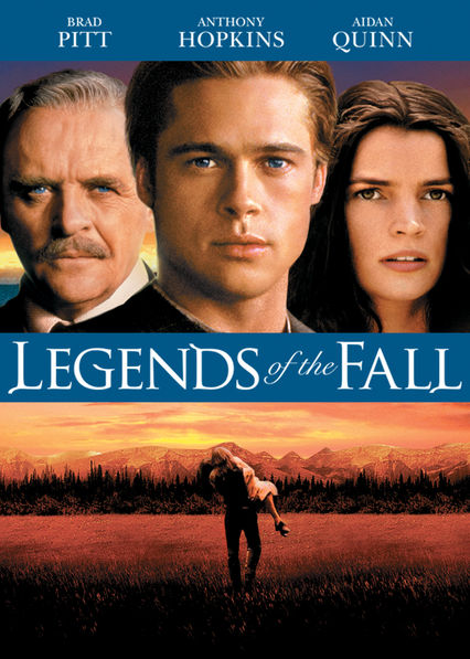 Legends of the Fall on Netflix Canada