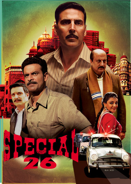 Special 26 on Netflix Canada
