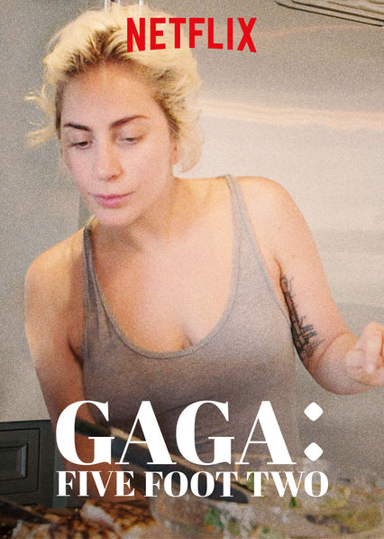 Gaga: Five Foot Two on Netflix Canada