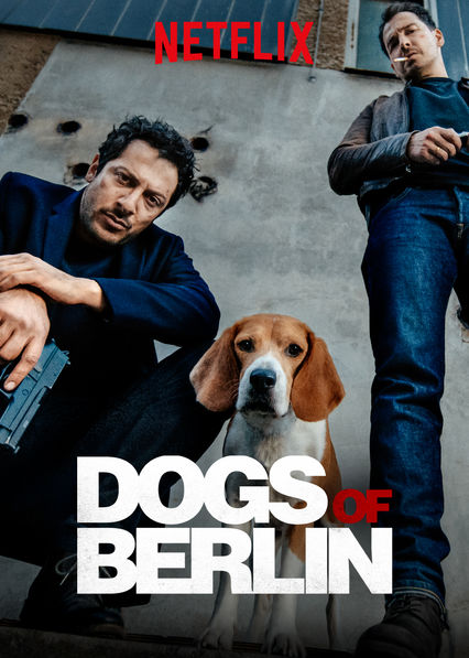 Dogs of Berlin on Netflix Canada