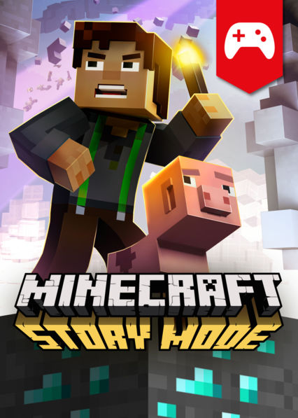 Minecraft: Story Mode on Netflix Canada