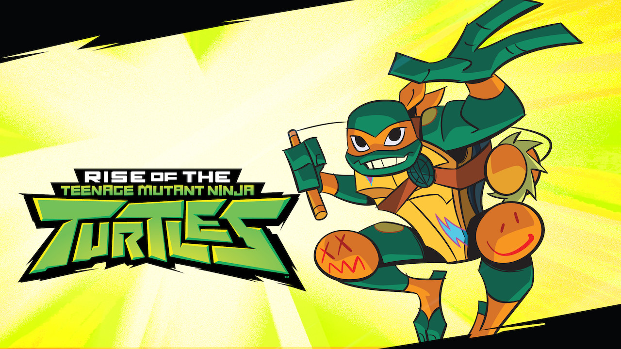 Rise of the Teenage Mutant Ninja Turtles on Netflix Canada