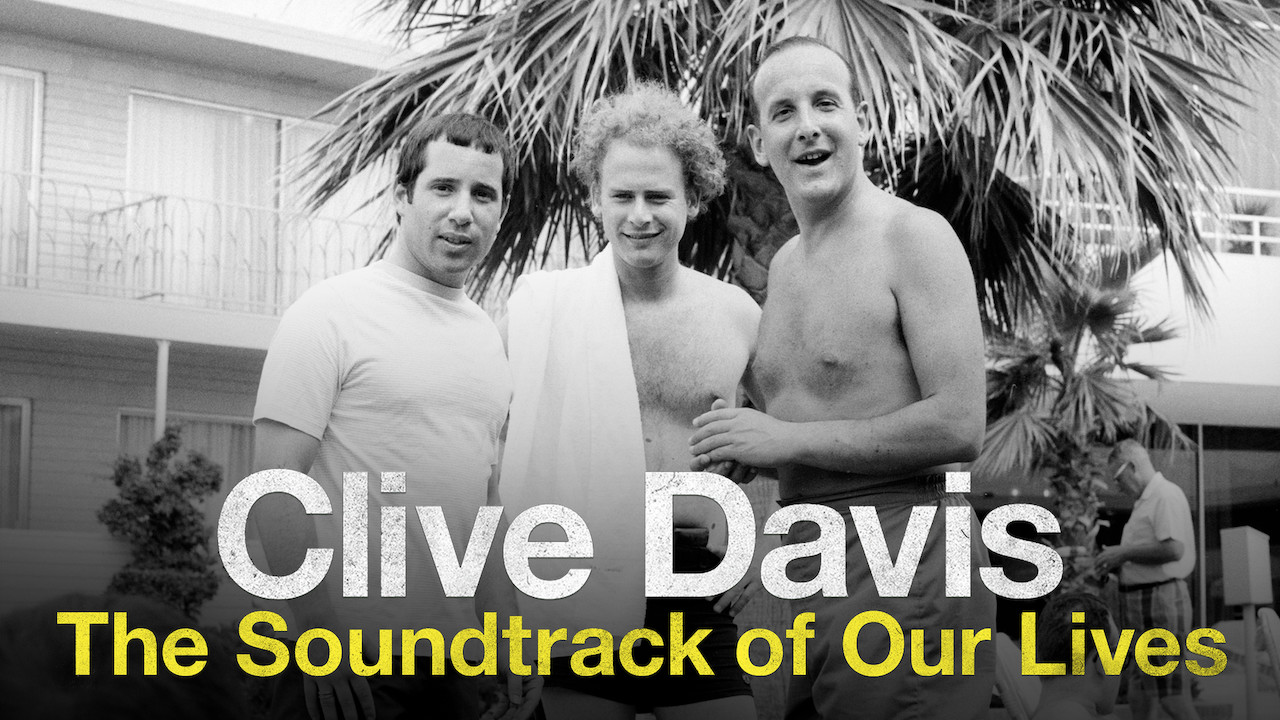Clive Davis: The Soundtrack of Our Lives on Netflix Canada