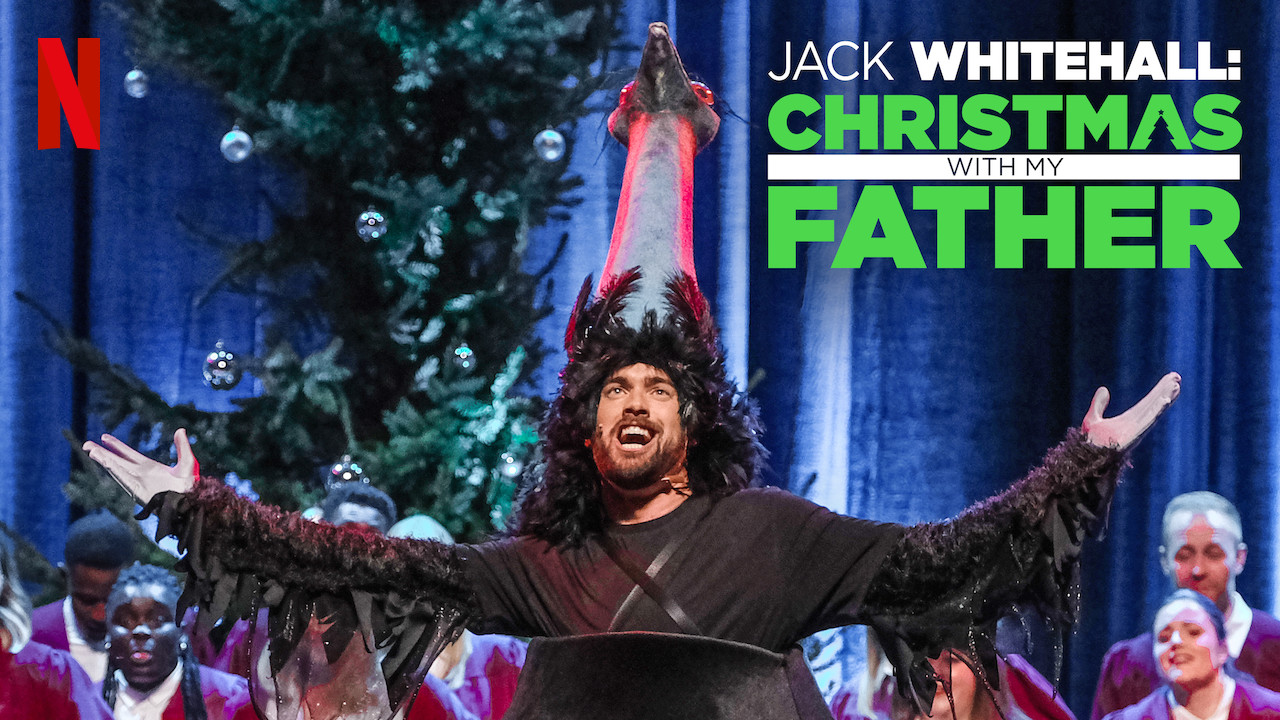 Jack Whitehall: Christmas with My Father on Netflix Canada