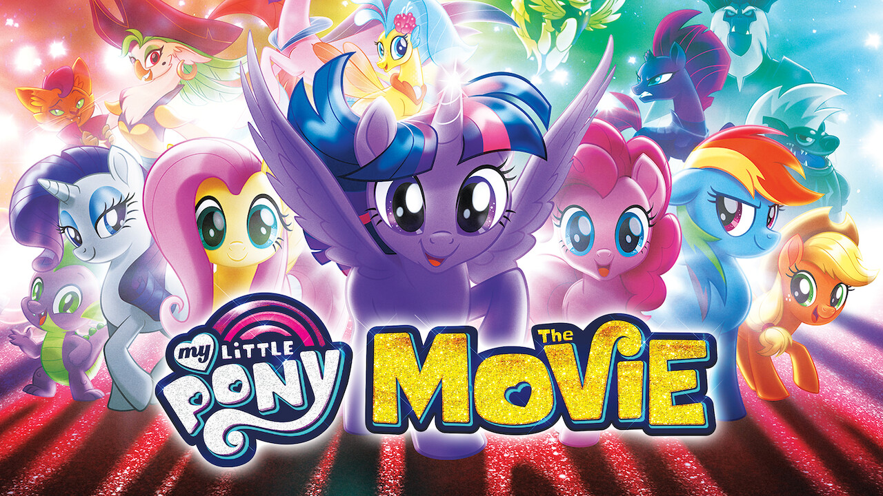 My Little Pony: The Movie on Netflix Canada