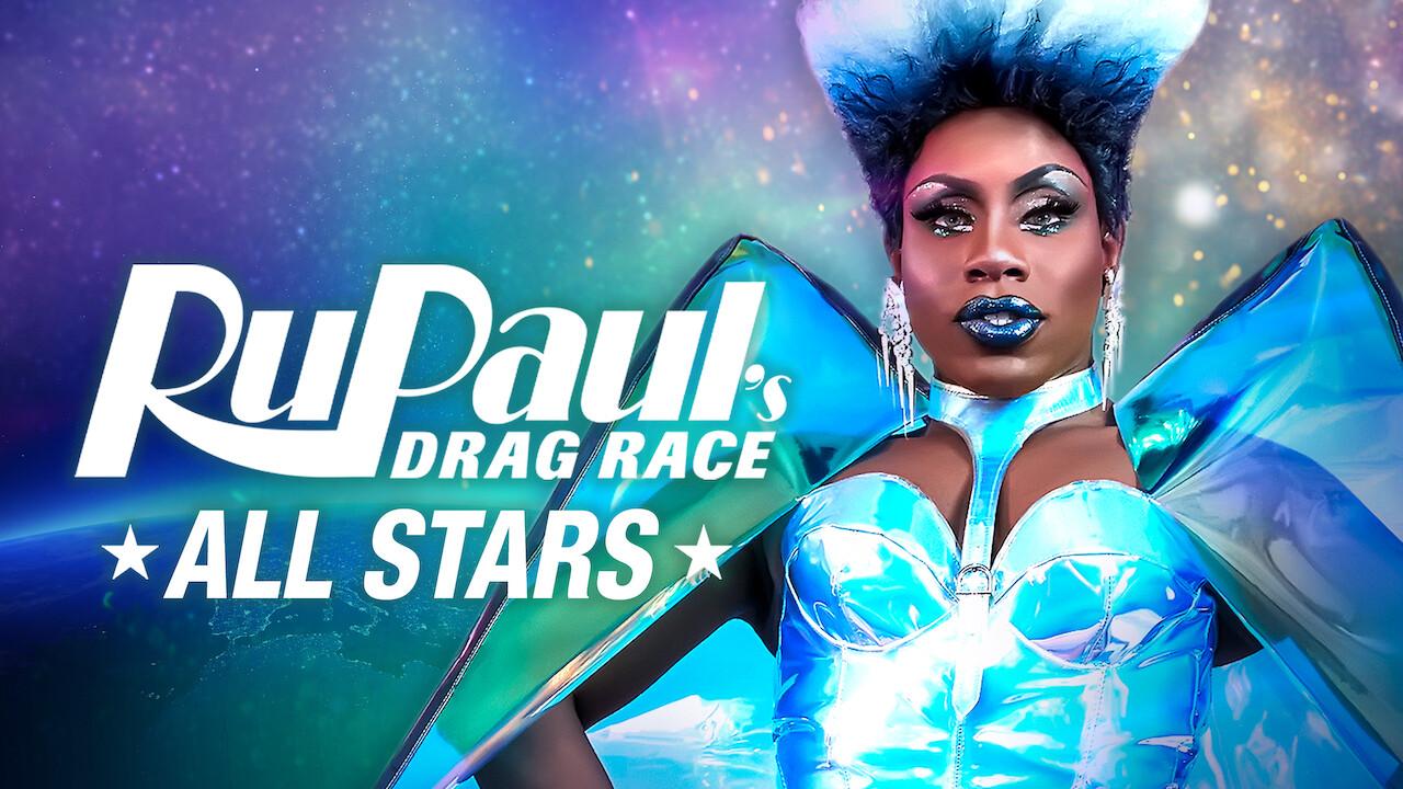 RuPaul's Drag Race: All Stars on Netflix Canada