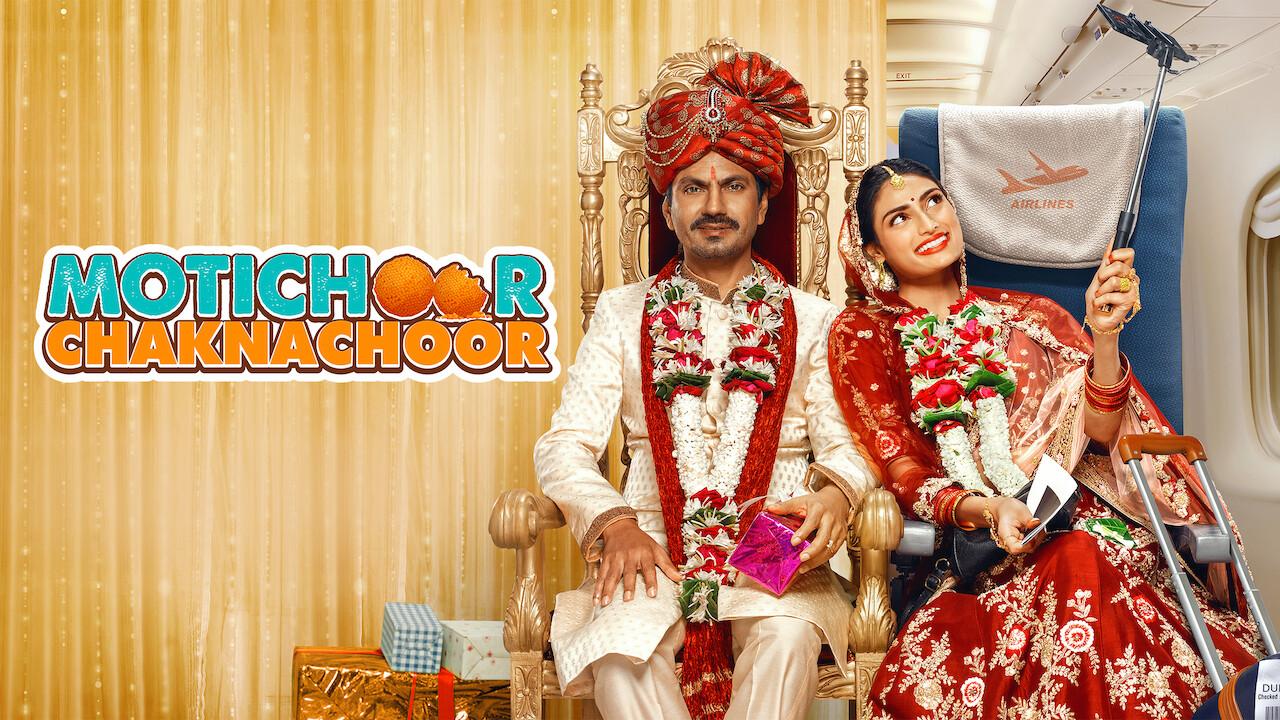 Motichoor Chaknachoor on Netflix Canada