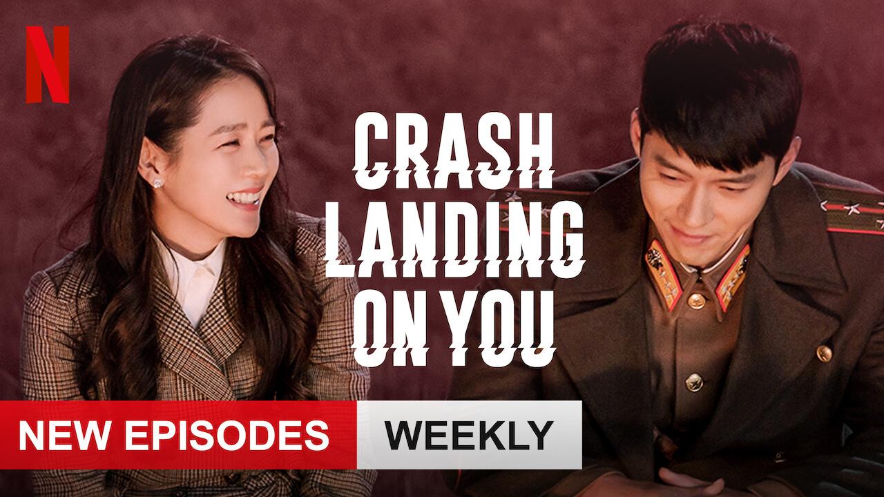 Crash Landing on You on Netflix Canada