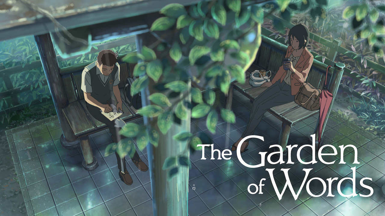 The Garden of Words on Netflix Canada