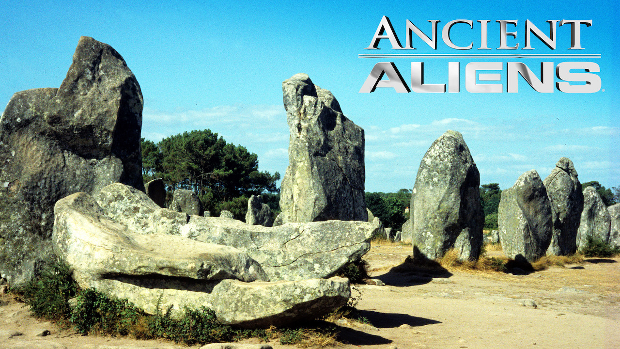 Ancient Aliens on Netflix Canada