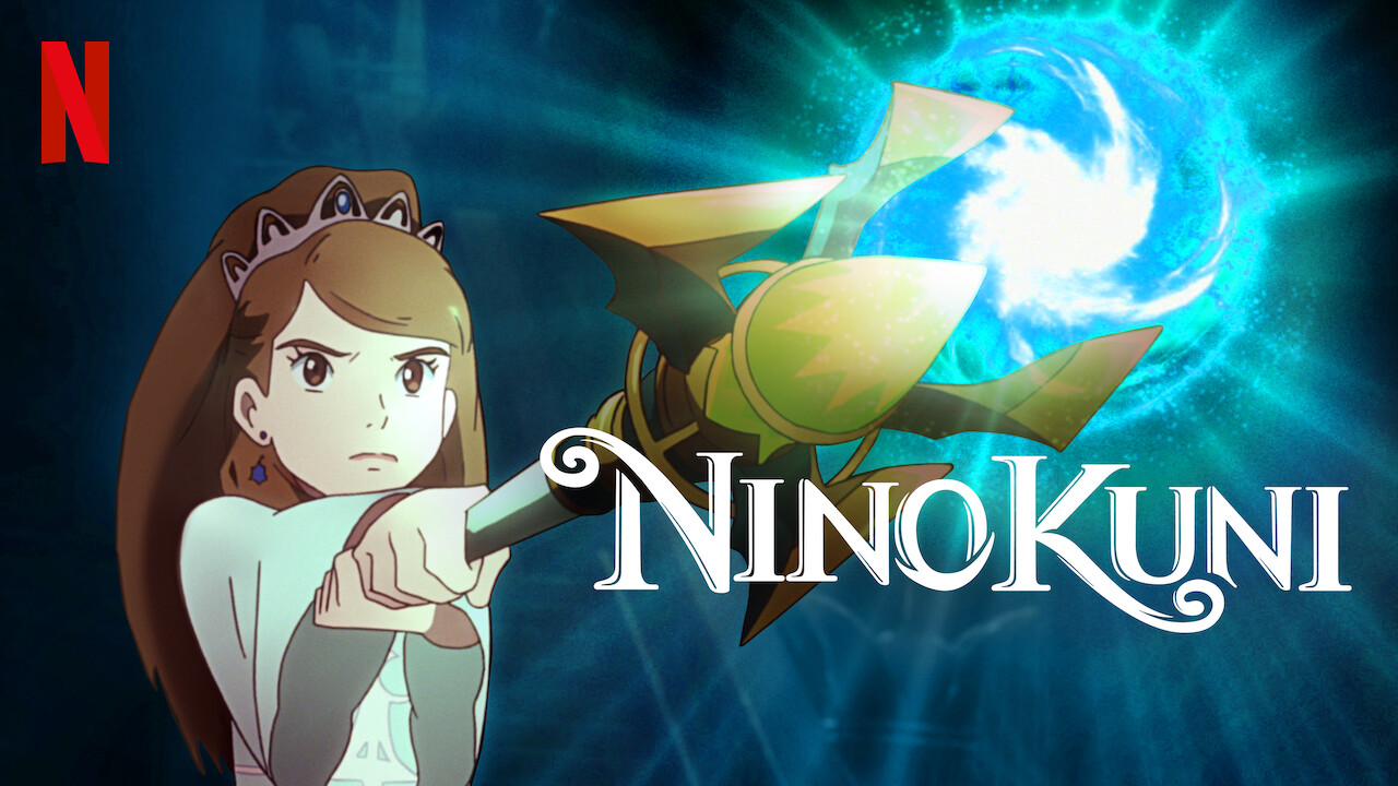 NiNoKuni on Netflix Canada