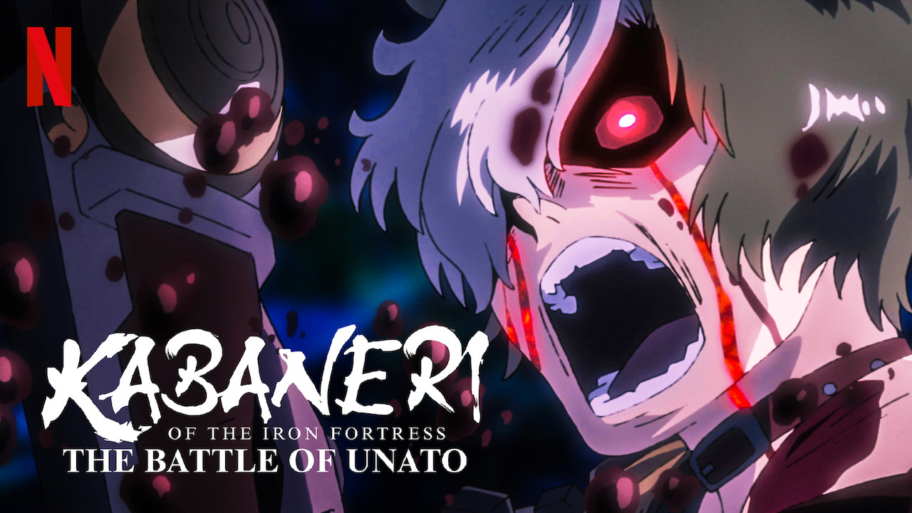Kabaneri of the Iron Fortress: The Battle of Unato on Netflix Canada