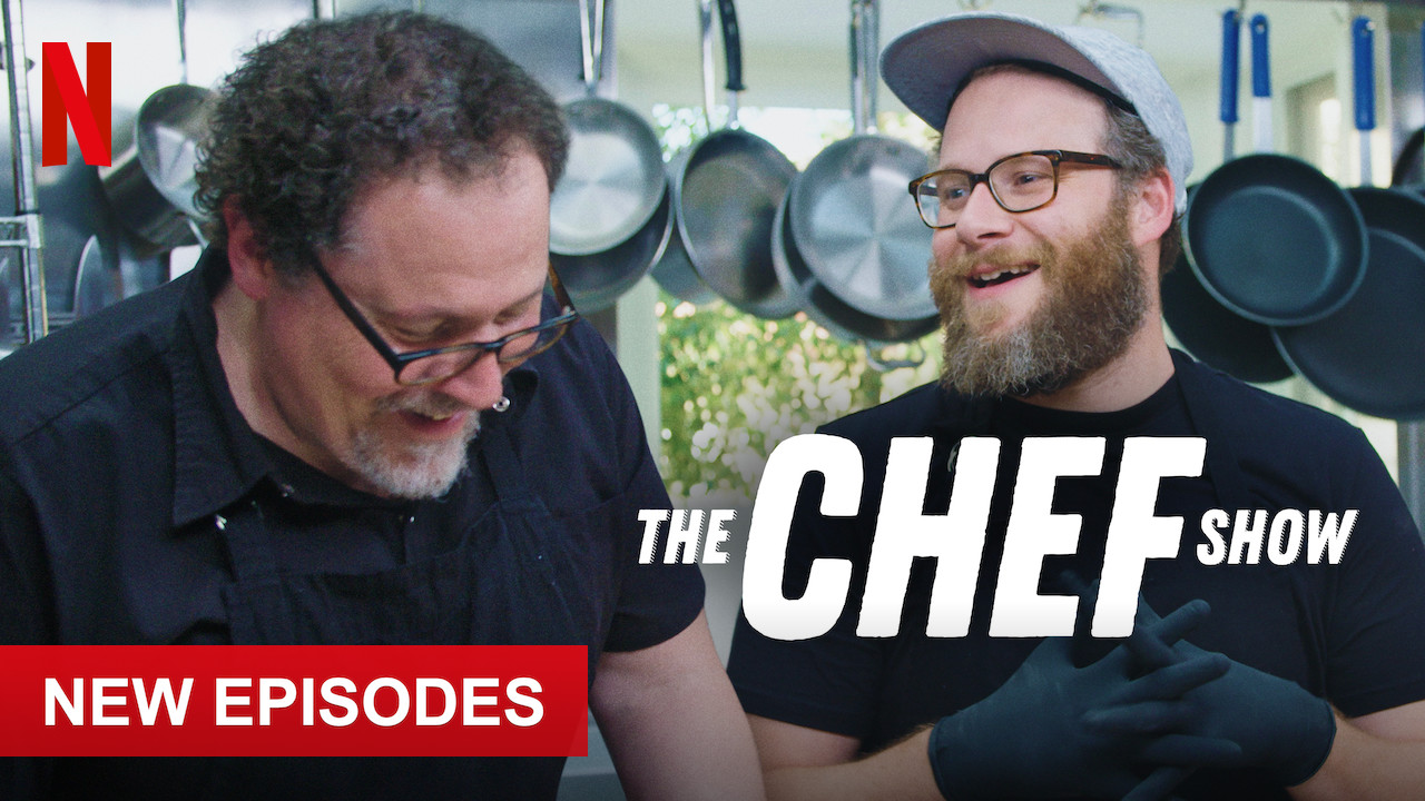 The Chef Show on Netflix Canada