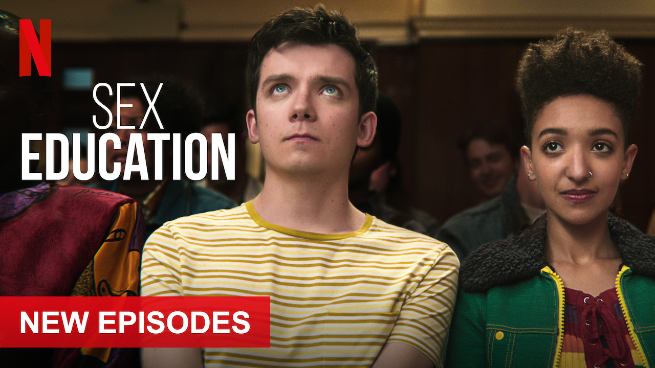 Sex Education on Netflix Canada
