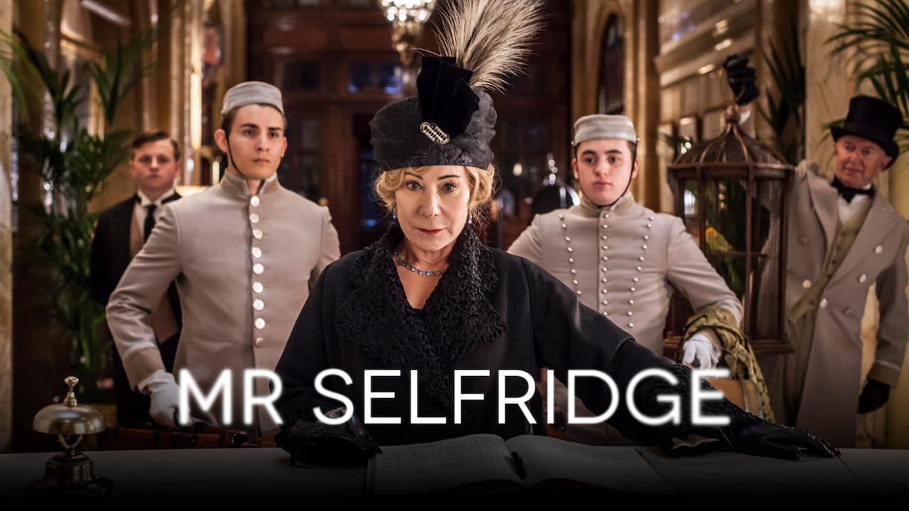 Mr. Selfridge on Netflix Canada