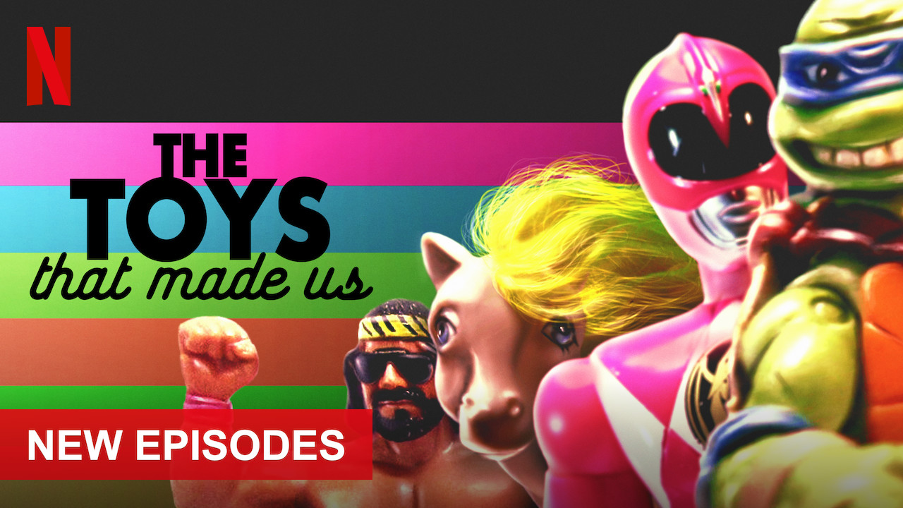 The Toys That Made Us on Netflix Canada