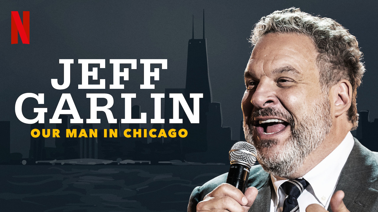 Jeff Garlin: Our Man In Chicago on Netflix Canada