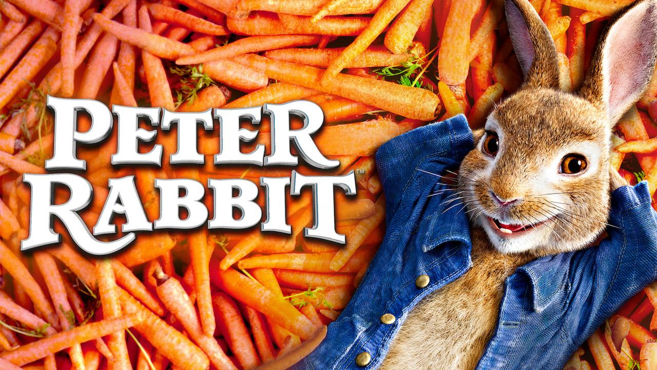 Peter Rabbit on Netflix Canada