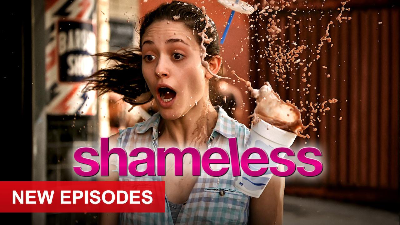 Shameless (U.S.) on Netflix Canada