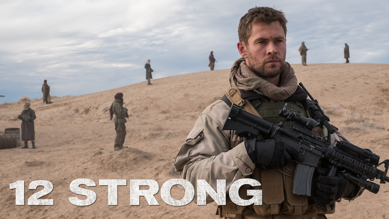 12 Strong on Netflix Canada