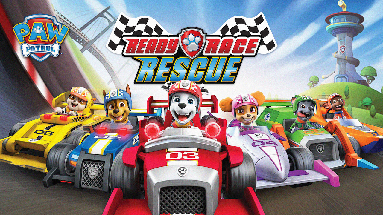 Paw Patrol: Ready, Race, Rescue on Netflix Canada