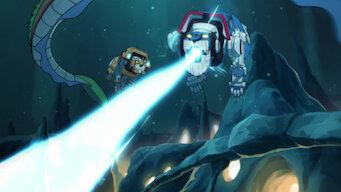 Voltron: Legendary Defender: Season 2: The Depths