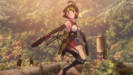 Kabaneri Of The Iron Fortress The Battle Of Unato Netflix Official Site