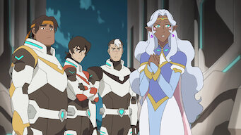 Voltron: Legendary Defender: Season 1: Fall of the Castle of Lions