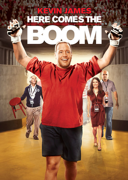 Here Comes the Boom on Netflix Canada