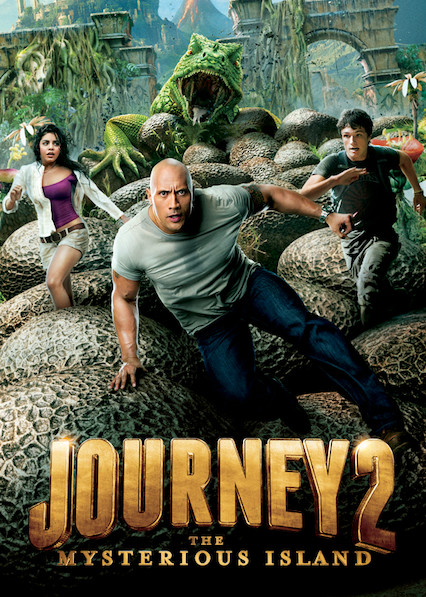 Journey 2: The Mysterious Island on Netflix Canada