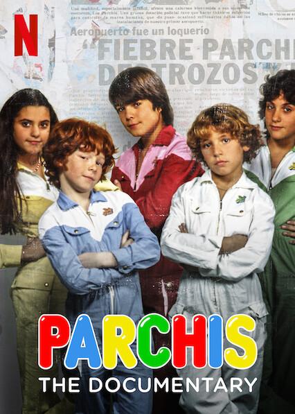 Parchís: the Documentary on Netflix Canada