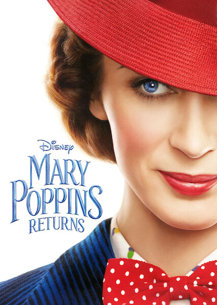 Mary Poppins Returns on Netflix Canada